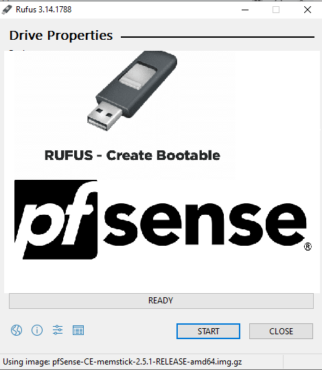 Featured Image, How to install pfsense from USB?